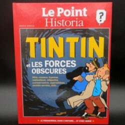 Tintin - Les forces obscures